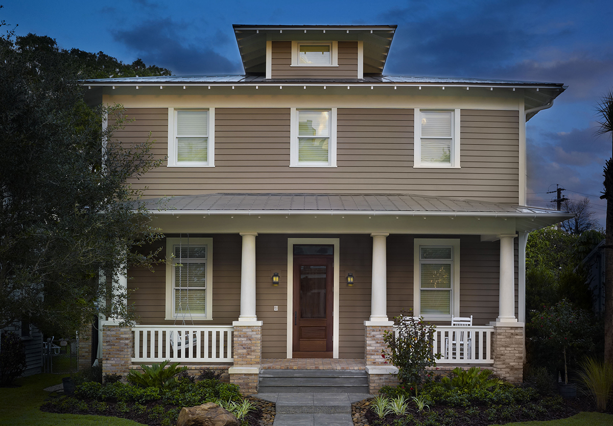 First Eco Friendly House In Historic Hyde Park